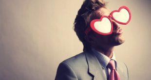 uomo innamorato