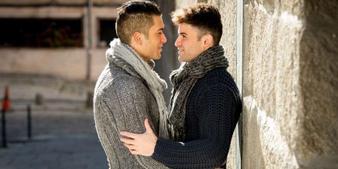 coppie gay felici