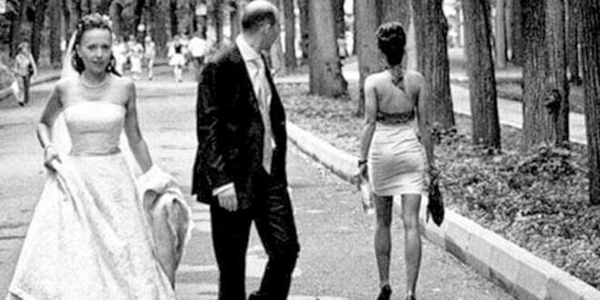 uomo sposato innamorato
