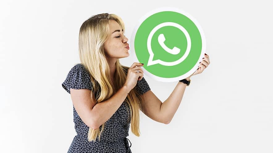 come conquistare una donna su whatsapp