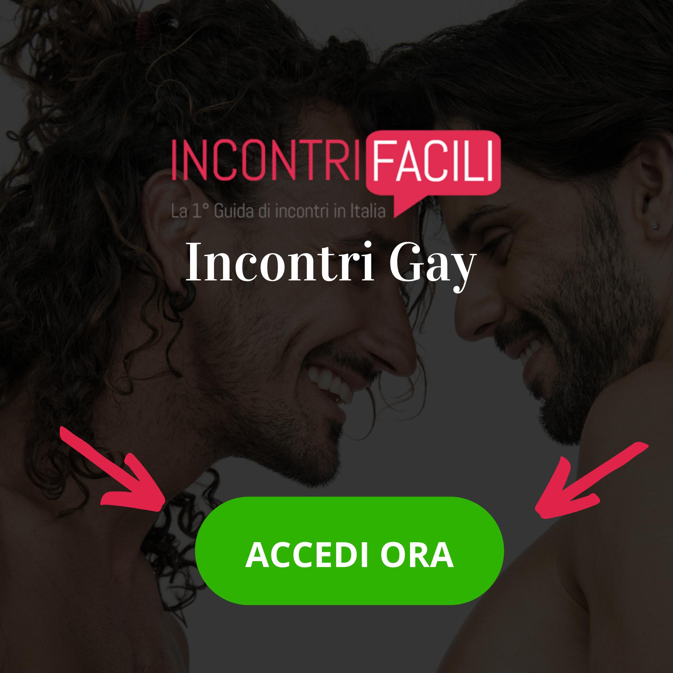 incontri gay
